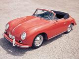 Porsche 356A Cabriolet 1955–59 images