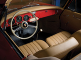 Porsche 356A Cabriolet 1955–59 photos