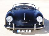 Porsche 356A 1500 Speedster 1955 pictures