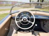 Porsche 356A 1600 Speedster by Reutter US-spec (T1) 1955–57 wallpapers
