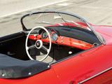 Porsche 356A 1500 Speedster 1955 wallpapers