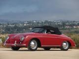 Porsche 356A 1600 Speedster 1956–58 photos