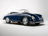 Porsche 356A 1600 Speedster 1956–58 pictures