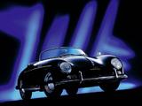 Porsche 356A 1600 Speedster 1956–58 wallpapers