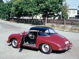 Porsche 356A Hardtop Cabrio 1958–59 pictures