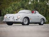 Porsche 356A 1600 Speedster D by Drauz (T2) 1958–59 pictures