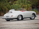 Porsche 356A 1600 Speedster D by Drauz (T2) 1958–59 wallpapers