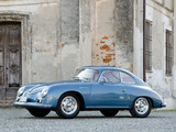 Porsche 356A Carrera Coupe (T1) 1955–57 wallpapers