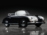Porsche 356A Cabriolet 1955–59 wallpapers