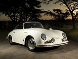Porsche 356A Hardtop Cabrio 1958–59 wallpapers