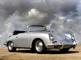 Photos of Porsche 356B 1600 SC Cabriolet (T6) 1962–63