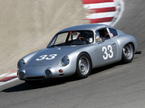 Porsche 356B/1600GS Carrera GTL Abarth 1960–61 images