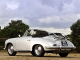 Porsche 356B 1600 SC Cabriolet (T6) 1962–63 pictures