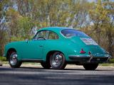 Porsche 356B 1600 Super 90 Coupe (T6) 1962–63 pictures