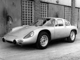 Porsche 356B/2000GS Carrera 2 GT Dreikantschaber 1963 photos