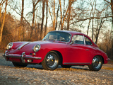 Images of Porsche 356 SC Coupe 1963–65