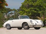 Photos of Porsche 356C 1600 Cabriolet 1963–65