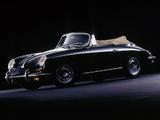 Photos of Porsche 356 SC Cabriolet 1964–65