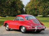 Porsche 356C 1600 Coupe 1963–65 images