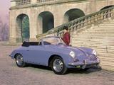 Porsche 356C 1600 Cabriolet 1963–65 pictures