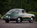 Porsche 356C 1600 Coupe by Karmann 1964 images