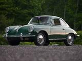 Porsche 356C 1600 Coupe by Karmann 1964 photos