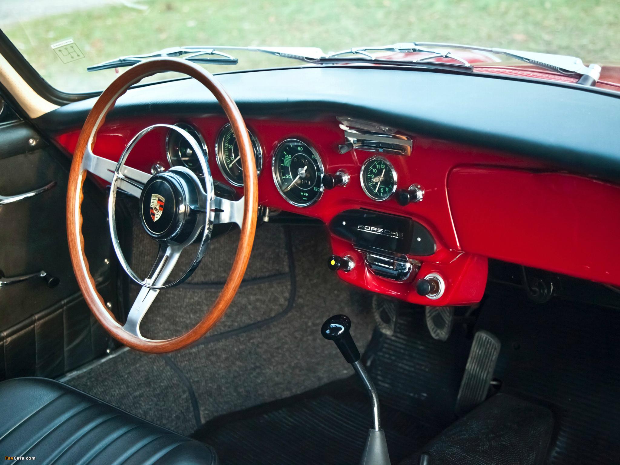 Porsche 356 Sc Coupe 1963 65 Wallpapers 2048x1536