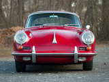 Porsche 356 SC Coupe 1963–65 wallpapers