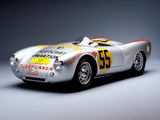 Images of Porsche 550 RS Spyder Carrera Panamericana 1954–55