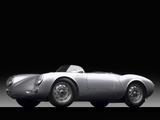 Photos of Porsche 550 Spyder 1956–58