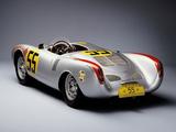 Porsche 550 RS Spyder Carrera Panamericana 1954–55 photos