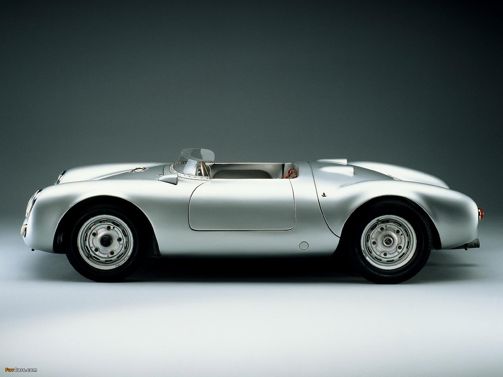 porsche 550 spyder 195658 wallpapers - Porsche Spyder 550
