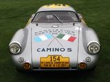 Porsche 550 Coupe Carrera Panamericana 1953 wallpapers