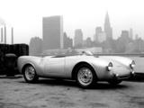 Porsche 550 RS Spyder Carrera Panamericana 1954–55 wallpapers