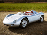 Porsche 718 RS 60 Spyder 1959–60 pictures