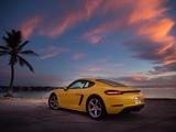 Porsche 718 Cayman S North America (982C) 2016 images