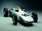 Porsche 804 1962 photos