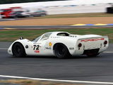 Pictures of Porsche 908 Kurzheck Coupe 1968–69