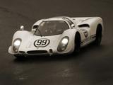 Porsche 908 Kurzheck Coupe 1968–69 images