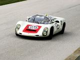 Photos of Porsche 910-8 1967–68