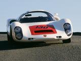 Porsche 910 Carrera 10 Kurzheck Coupe pictures