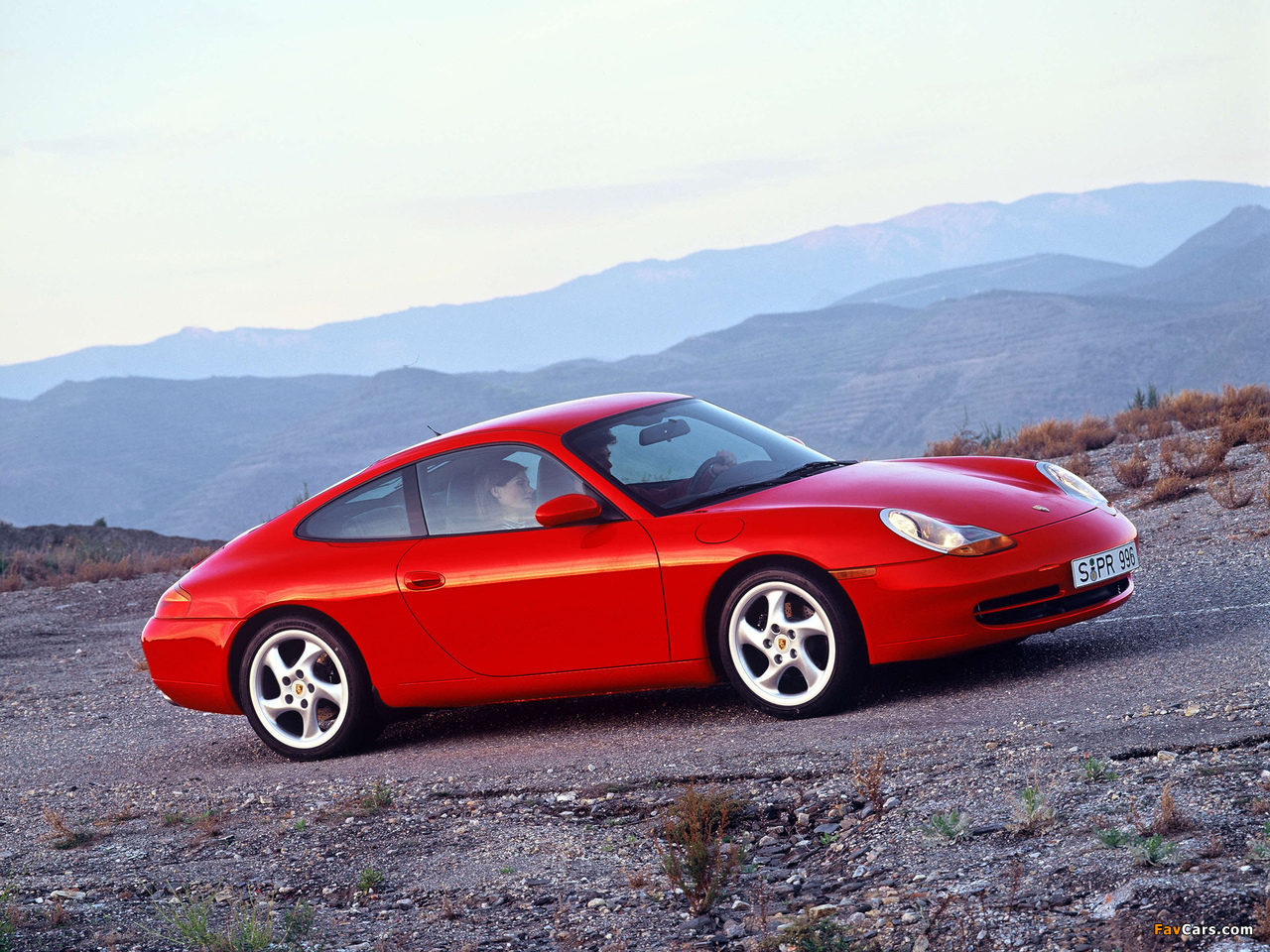 Images Of Porsche 911 Carrera Coupe 996 1997 2001 1280x960