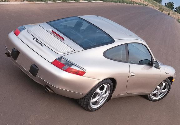 Images Of Porsche 911 Carrera Coupe Us Spec 996 19972001