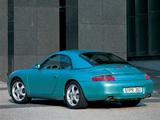 Images of Porsche 911 Carrera Cabriolet (996) 1998–2001