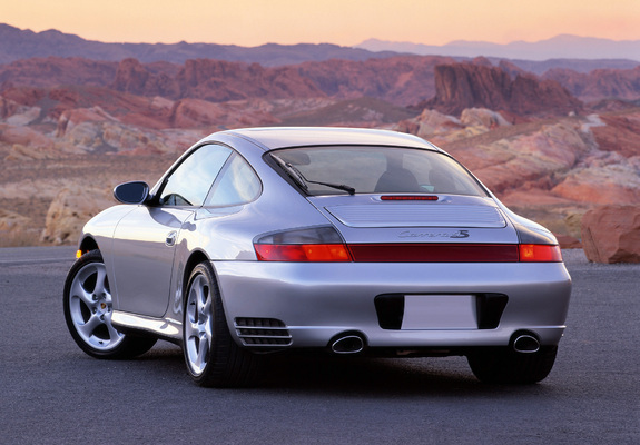 Images of Porsche 911 Carrera 4S Coupe US-spec (996) 2001–04 on porsche panamera, porsche 911 boxster s, porsche 911 car, porsche cayenne, porsche 911 gt2, porsche 911 c4s, porsche 911 50th anniversary edition,
