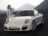 Images of Porsche 911 Carrera Coupe (997) 2008–11