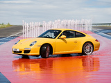 Images of Porsche 911 Carrera Coupe UK-spec (997) 2008–11
