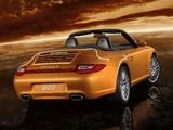Images of Porsche 911 Carrera 4 Cabriolet (997) 2008–12
