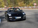 Images of TechArt Porsche 911 Carrera Cabriolet Aerokit I (997) 2009