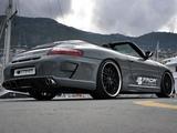 Images of Prior-Design Porsche 911 Carrera PD3 Cabrio (996) 2009–11